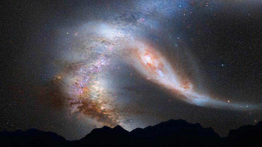 Zagadka masywnego, niewidzianego wcześniej układu gwiazd w naszej galaktyce rozwiązana