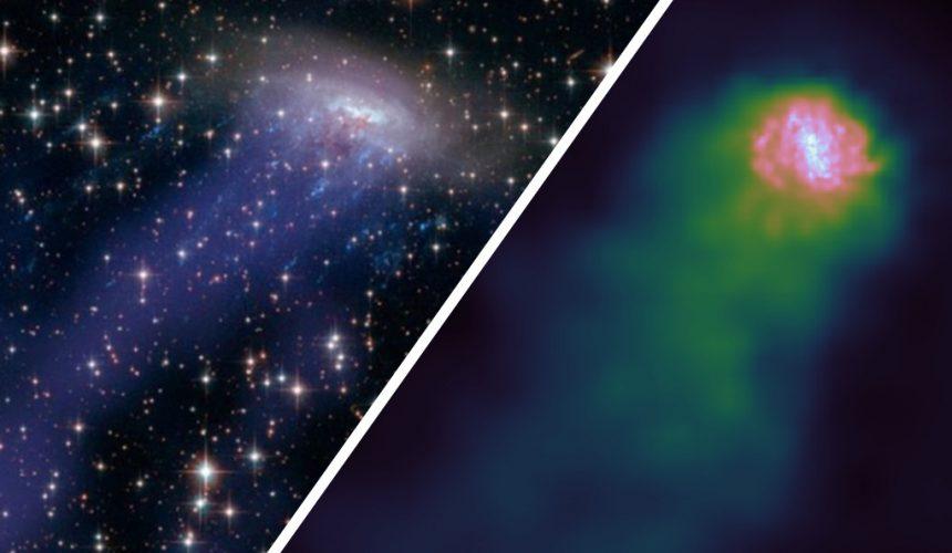 Czarne dziury ucztują pod wysokim ciśnieniem