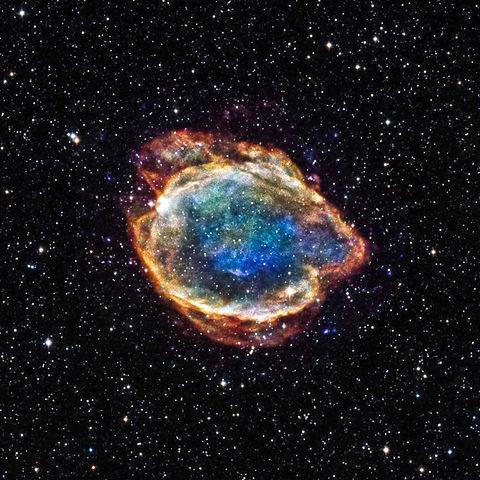 Co się dzieje z gwiazdą, zanim wybuchnie i umrze?
