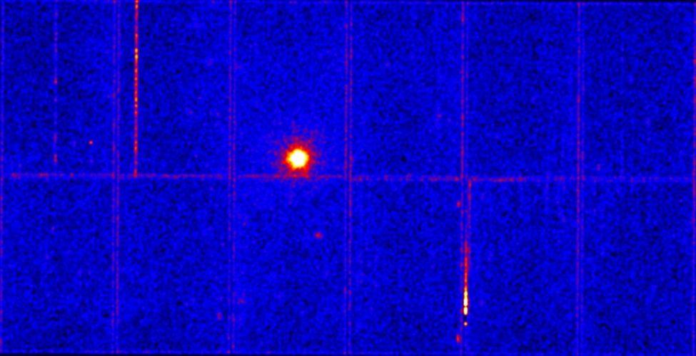 XMM-Newton obserwuje najmłodszego jak dotąd zaobserwowanego pulsara