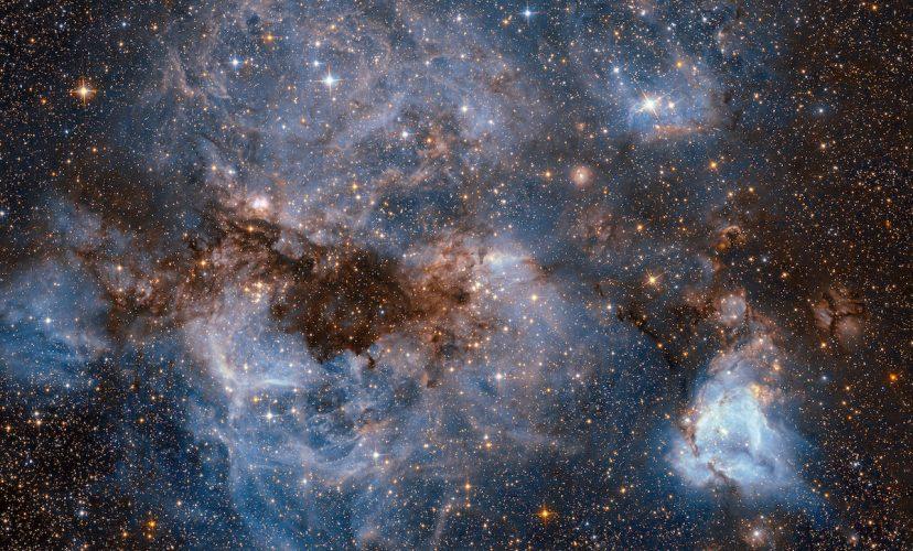 Powstawanie masywnych gwiazd