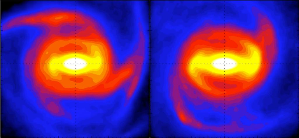 Paradoks poprzeczki Drogi Mlecznej rozwiązany