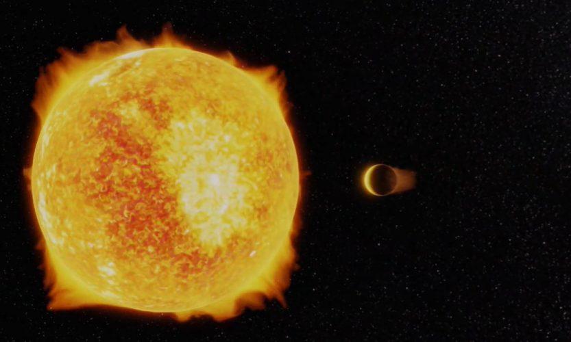 LTT 9779b – planeta o nieprawdopodobnej naturze