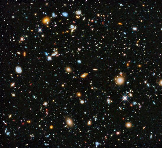 Głębokie spojrzenie z ALMA na odległe galaktyki