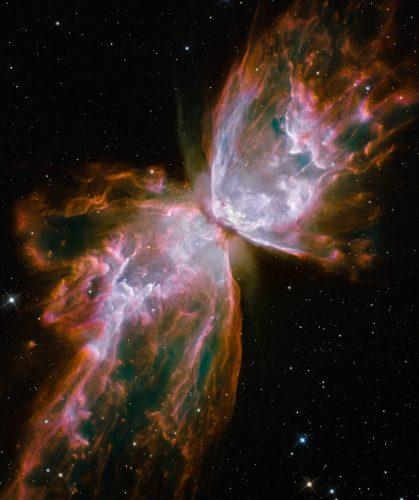 Ultrafiolet rzuca światło na pochodzenie Układu Słonecznego