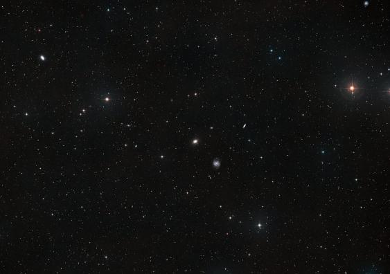 Przypadek zaginionej ciemnej materii: nowy przypadek znaleziony w galaktycznej tajemnicy