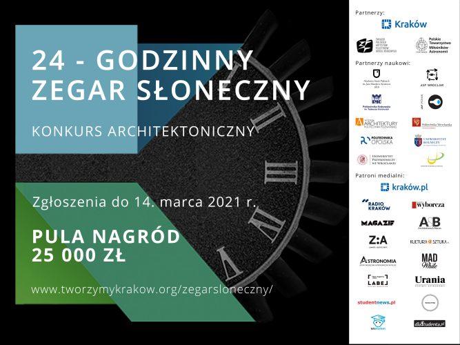 24-godzinny Zegar Słoneczny