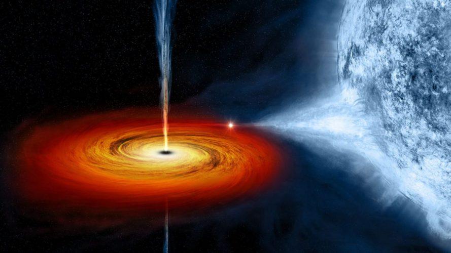 """Mikrokwazary: """"nieuchwytne"""" emitery promieni gamma"""