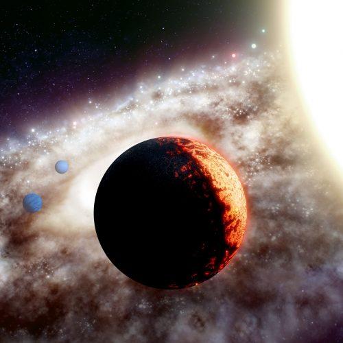 """W pobliżu jednej z najstarszych gwiazd w naszej galaktyce odkryto """"superziemię"""""""