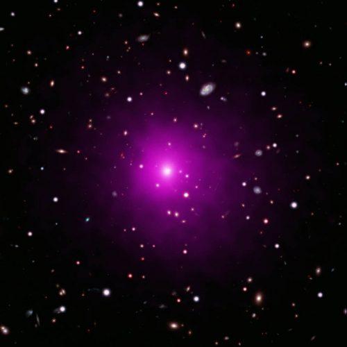 Polowanie na zaginioną olbrzymią czarną dziurę