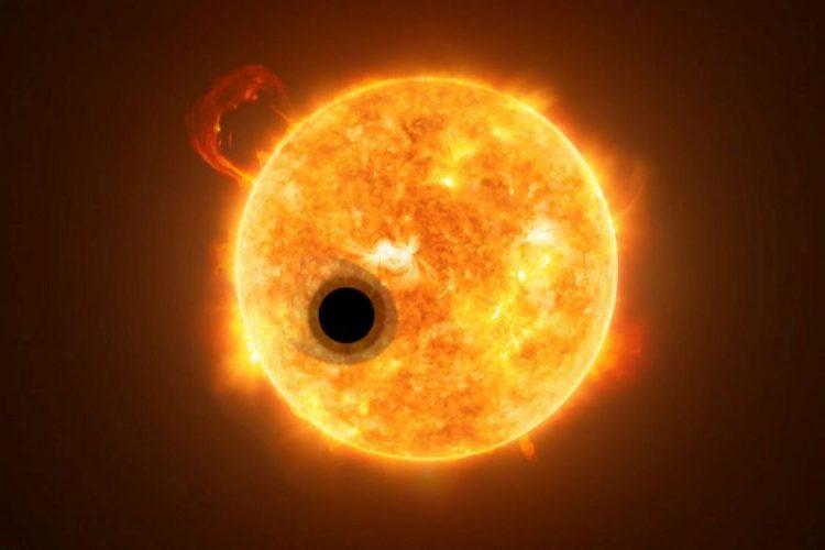 Niezwykle puszysta egzoplaneta zmienia nasze rozumienie dotyczące formowania się planet