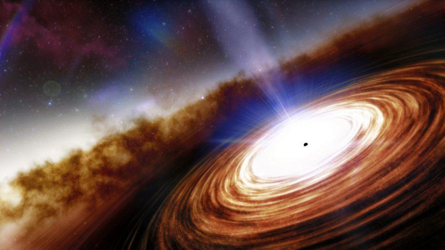 Odkrycie kwazara ustanawia nowy rekord odległości