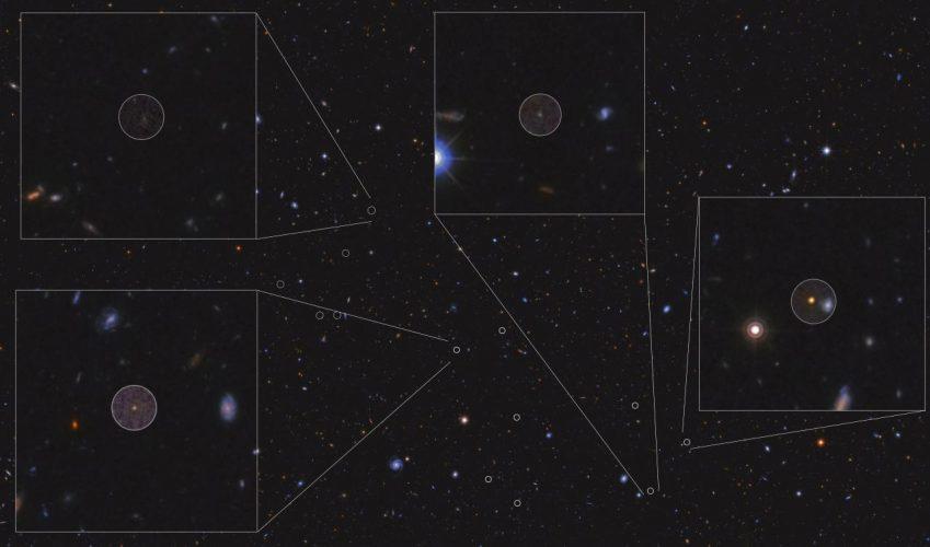 Odkryto największą znaną gromadę galaktyk we wczesnym Wszechświecie