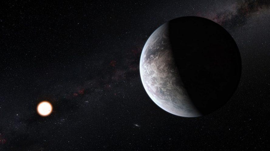 """Astronomowie odkrywają tajemnicze pochodzenie """"superziemi"""""""