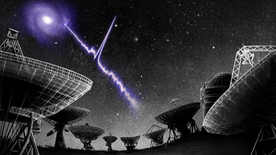 Przeszukiwanie otoczenia szybkich błysków radiowych
