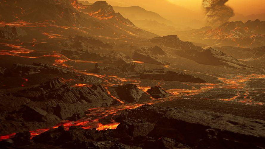Odkryto Superziemię, dzięki której będzie można charakteryzować modele atmosfer planet