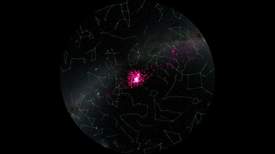 Czy najbliższa Słońcu gromada gwiazd ulega zniszczeniu?