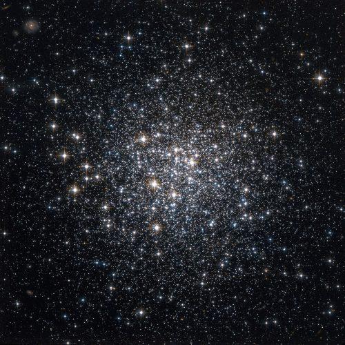 Naukowcy badają segregację masy w gromadach kulistych Drogi Mlecznej