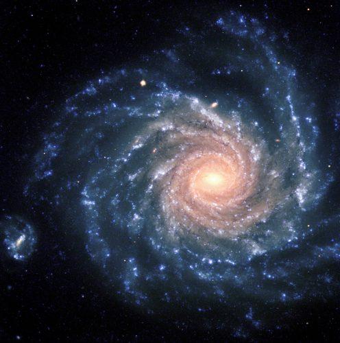 Odkrywanie struktury spiralnej Drogi Mlecznej