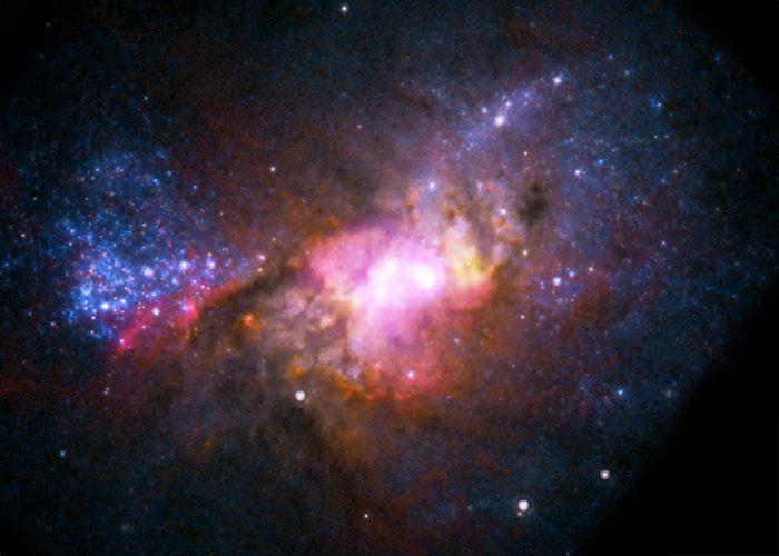 Reliktowa czarna dziura w galaktyce karłowatej
