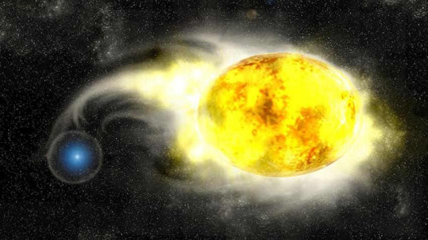 Tajemnicza supernowa niezawierająca wodoru rzuca światło na gwałtowną śmierć gwiazd