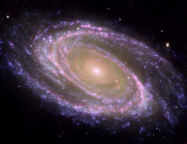 Zidentyfikowane pochodzenie pierwszych struktur powstałych w galaktykach takich jak Droga Mleczna