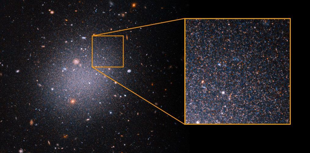 Zagadka brakującej galaktycznej ciemnej materii pogłębia się