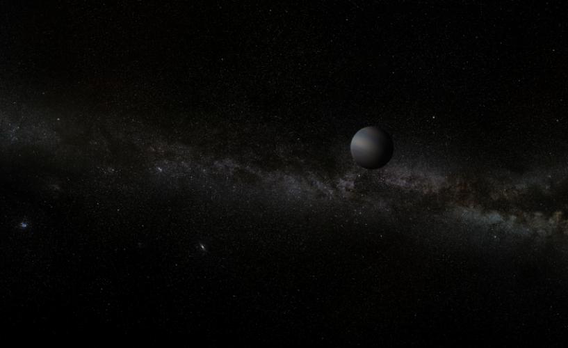 Kepler odkrywa populację planet swobodnych