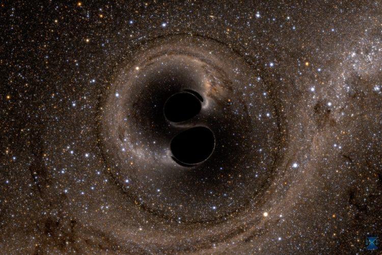 Fizycy po raz pierwszy potwierdzają obserwacyjnie twierdzenie Hawkinga o czarnych dziurach