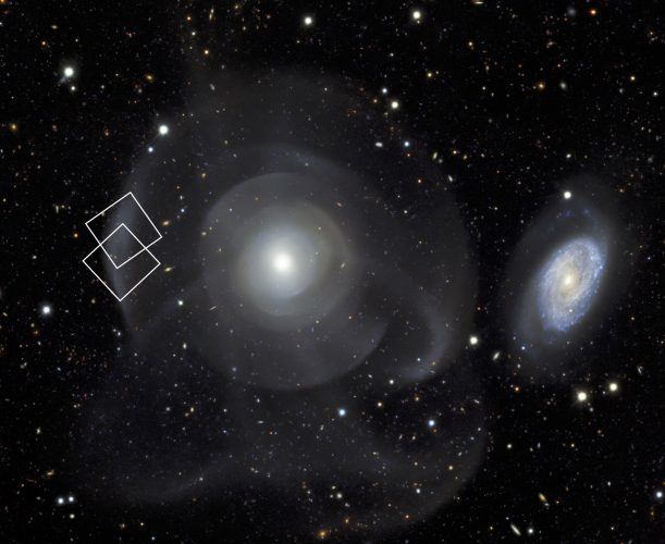 Mgławice planetarne w odległych galaktykach