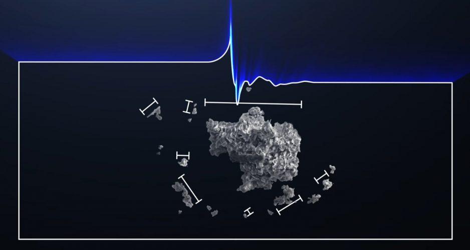 Astronomowie mapują ziarna pyłu międzygwiazdowego w Drodze Mlecznej