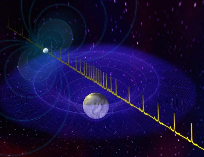 Ponowne ważenie ciężkiej gwiazdy neutronowej