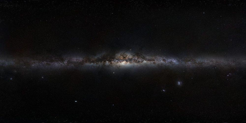 Naukowcy odkrywają, że dysk Drogi Mlecznej jest chwiejny i rozbłyskujący