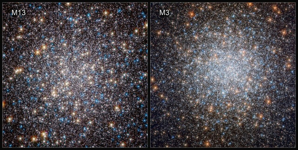 Hubble odkrywa spalające wodór białe karły cieszące się powolnym starzeniem