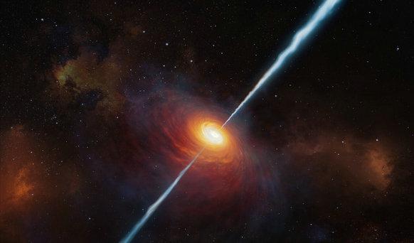 Obserwacje ujawniają naturę nieznanych źródeł promieniowania gamma