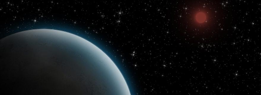 Obserwacje dysku wokół młodego super-Jowisza, który może tworzyć księżyce